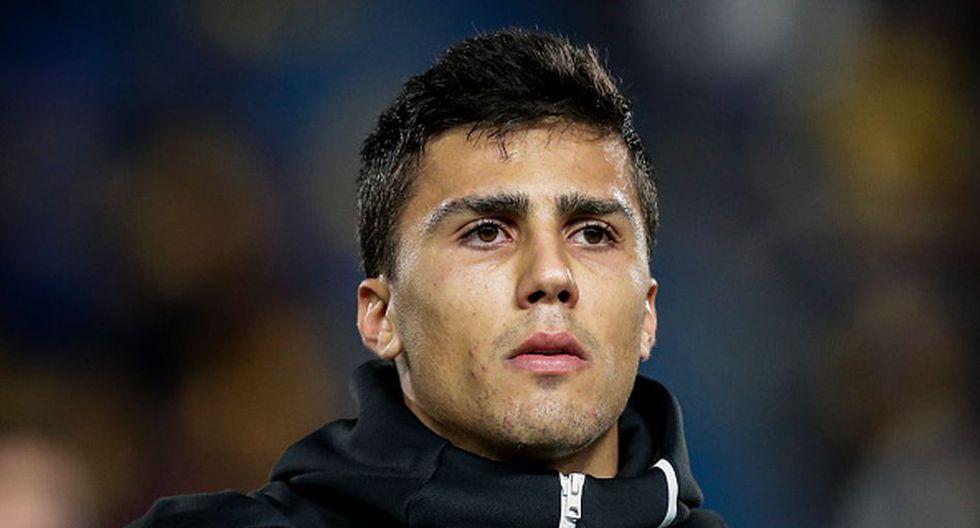 Rodri ha jugado en el Villarreal y Atlético de Madrid. (Getty)