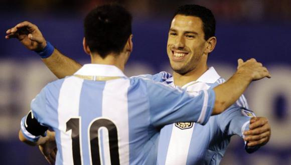 El 'Maxi' Rodríguez tiene un homónimo uruguayo que también es volante y será rival de Sporting Cristal. (Reuters)