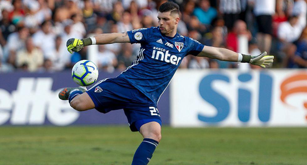 Tiago Volpi (Foto: Getty Images)