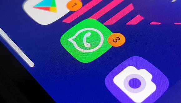 De esta manera podrás desactivar el contador de notificaciones de WhatsApp. (Foto: Depor)