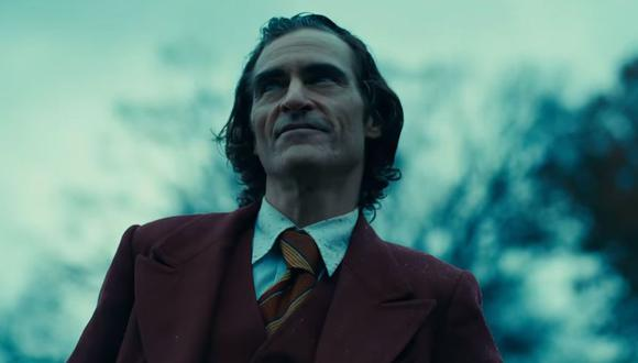 Joker es interpretado por Joaquin Phoenix