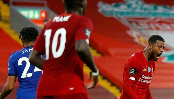 Liverpool vs Chelsea juegan por la fecha 37 de la Premier League. (Foto: Liverpool FC)