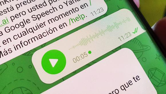WhatsApp: cómo cambiar el tipo de letra o tipografía en la aplicación. (Foto: Depor)