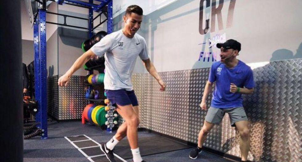 Cristiano Ronaldo juega en la Juventus desde el 2018. (Getty)