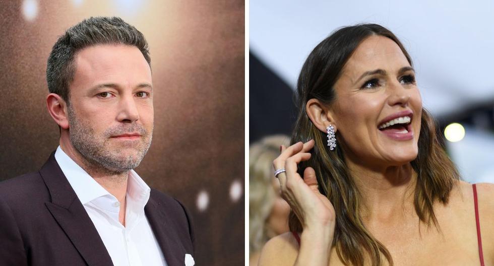 Jennifer Garner y Ben Affleck mantienen una amistad luego de casi dos años de su divorcio.(AFP).