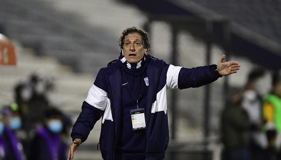 Mario Salas no sigue en Alianza Lima (Foto: Staff Images / Conmebol)
