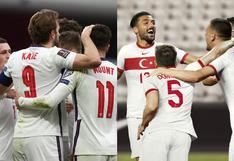 Turquía e Inglaterra a la cabeza: selecciones más jóvenes de la Eurocopa 2021 [FOTOS]