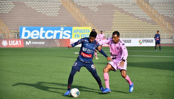 César Vallejo y Sport Boys se midieron este jueves por la Fecha 12 del Apertura. (Foto: Liga 1)