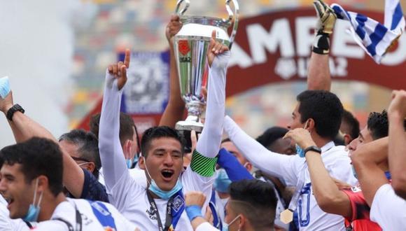 Alianza Atlético fue campeón de la Segunda División de Perú (Foto: Liga 2)