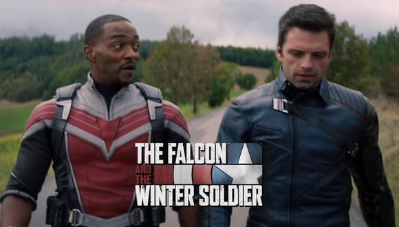 """Existen varias razones que contribuyen a la popularidad de """"The Falcon and the Winter Soldier"""", el nuevo éxito de Disney Plus y Marvel (Foto: Marvel/ Disney Plus)"""