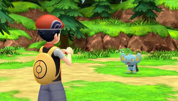Pokémon Diamante y Perla llegan a Nintendo Switch a finales del 2021. (Captura de pantalla)