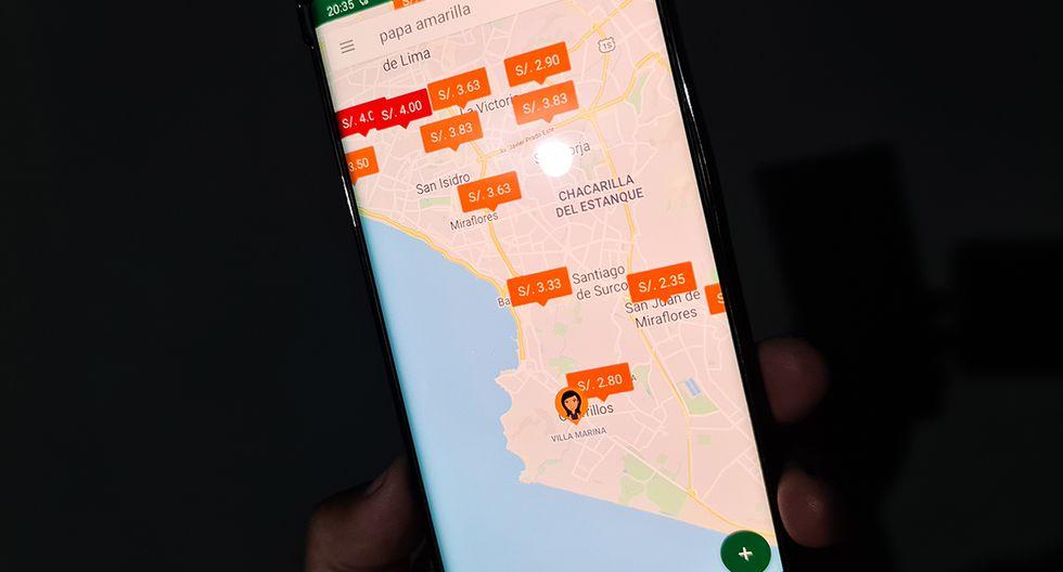 Con esta aplicación podrás saber el precio real de los productos de primera necesidad durante cuarentena obligatoria. (Foto: Minag)