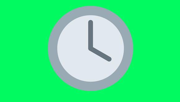 ¿Te apareció el ícono del reloj a un lado de tu mensaje? Conoce qué significa en WhatsApp. (Foto: WhatsApp)