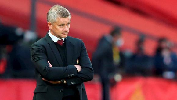 Ole Gunnar Solskjaer es entrenador de Manchester United desde la temporada 2018. (Fuente: EFE)