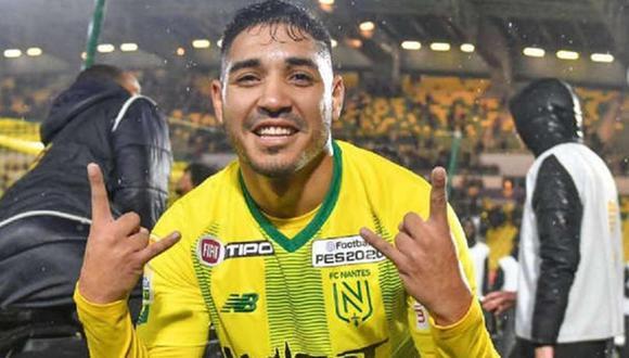 La Ligue 1 se despidió de Percy Prado. (Foto: FC Nantes)