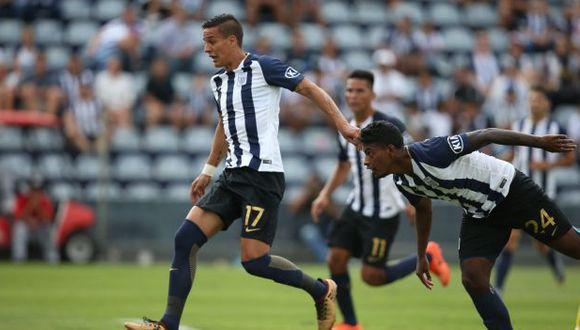 Alianza Lima recibirá a Boca Juniors este jueves. (Foto: Fernando Sangama)