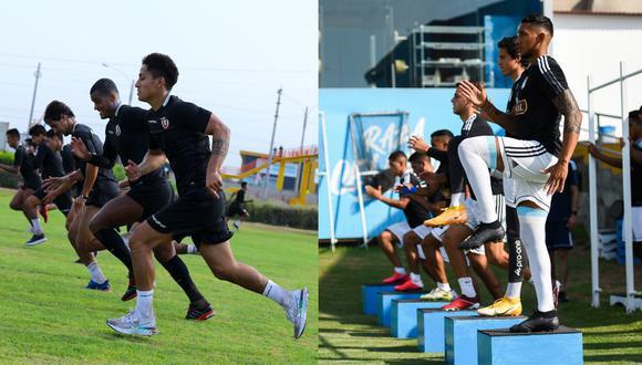 Los clubes peruanos podrán seguir adelante con sus pretemporadas. (Foto: Universitario/Sporting Cristal)