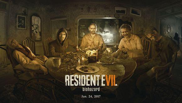 13 'Resident Evil 7 Biohazard' (Capcom)