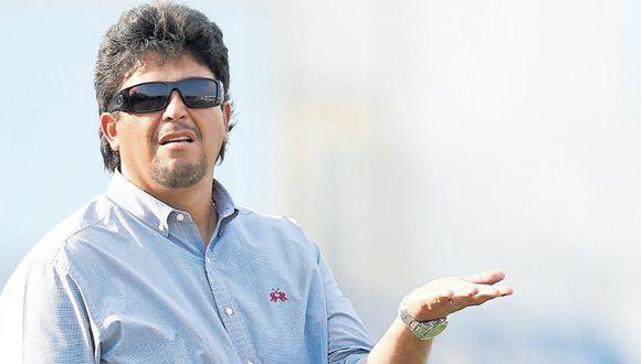 Víctor Rivera tiene contrato con deportivo Municipal hasta diciembre. (Francisco Neyra)
