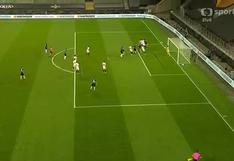 El 'Faraón' volador: Godín se eleva por encima de todos y anota el 2-2 del Inter vs. Sevilla [VIDEO]