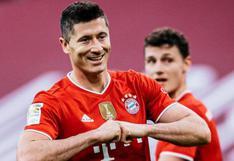 Sigue siendo el rey: Lewandowski, el mejor en Alemania por segundo año consecutivo