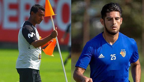 'Ñol' Solano respaldó a Carlos Zambrano tras su expulsión en el Boca vs. River.