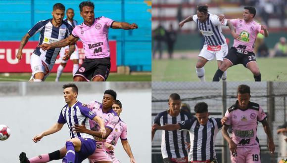 Alianza Lima vs. Sport Boys: historial reciente. (Foto: GEC)