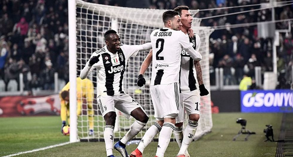 Juventus venció 1-0 a Roma desde el Allianz Stadium por la Serie A 2018-19. (Getty Images)