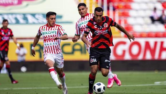 Necaxa derrotó 3-0 a Tijuana en la fecha 11 del Torneo Apertura 2021 de la Liga MX. (Foto: @Xolos)