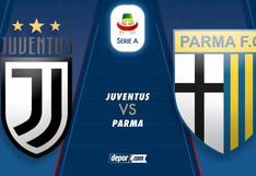 Juventus vs Parma EN VIVO por ESPN 3: minuto a minuto por Serie A