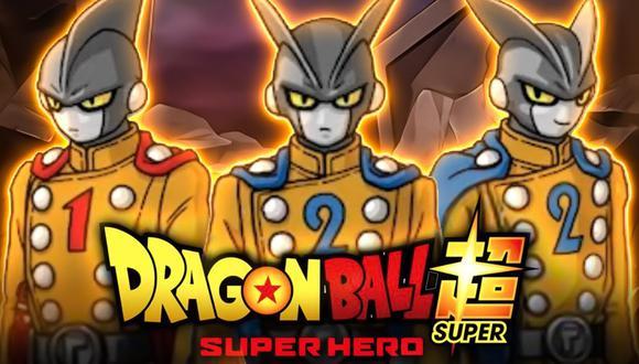 Dragon Ball Super: ¿quiénes son estos personajes de la segunda película del anime? (Foto: Goresh)