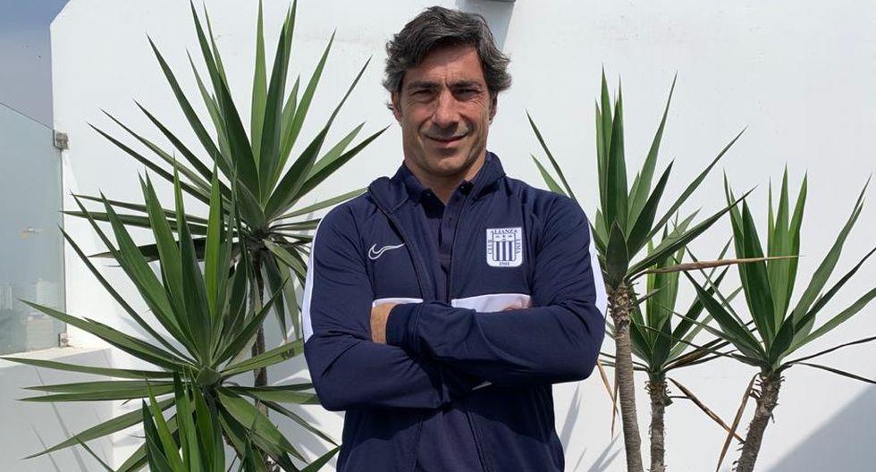Juan López, responsable del área de Ciencias Aplicadas al Deporte en Alianza Lima, habla del potencial del jugador peruano. (Foto: Alianza Lima)