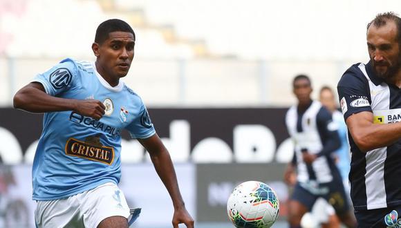 Villata fue de los mejores de Sporting Cristal ante Alianza Lima. (Foto: Liga 1)