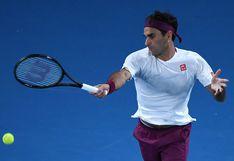 Federer vs. Sandgren EN VIVO vía ESPN: chocan por el pase a semifinales del Australian Open 2020