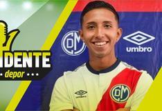 Rodrigo Vilca se refirió a su primer entrenamiento con la Selección Peruana