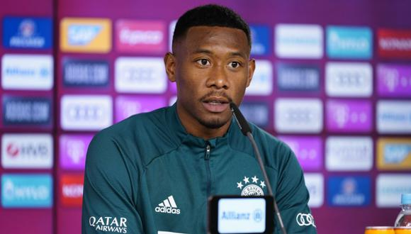 David Alaba termina contrato con el Bayern Munich en junio de 2021. (Getty)