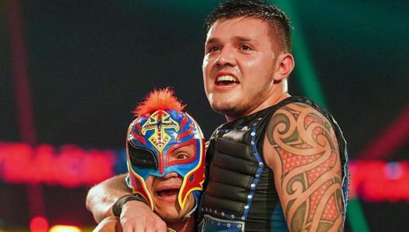 Rey Mysterio y Dominik revelaron que se contagiaron de COVID-19 en diciembre pasado. (WWE)