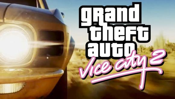 GTA 6, ¿tendrá lugar en Vice City? (Foto: Rockstar Games / montaje)