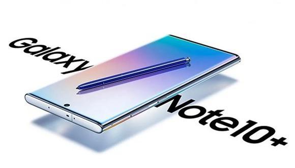 Samsung lanzará su nuevo smartphone, el Galaxy Note 10. Conoce todo lo que sabemos de este celular. (Foto: Evan Leaks)