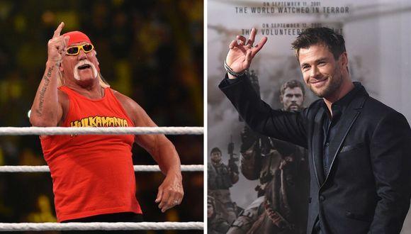 Chris Hemsworth  señaló que tendrá bastantes cambios físicos para interpretar al legendario luchador Hulk Huge. (AFP).