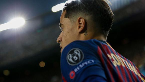 Philippe Coutinho volvió esta temporada al Barcelona tras un año de préstamo en Bayern Munich. (Getty)