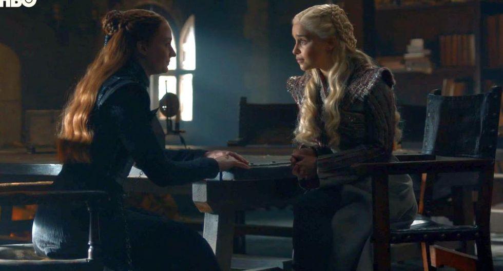 Mira el resumen CON SPOILERS del capítulo 2 de la Temporada 8 de Game of Thrones. | Foto: HBO