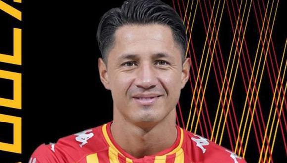 Gianluca Lapadula no marcaba gol desde el 2 de noviembre del 2020. (Foto: Benevento)
