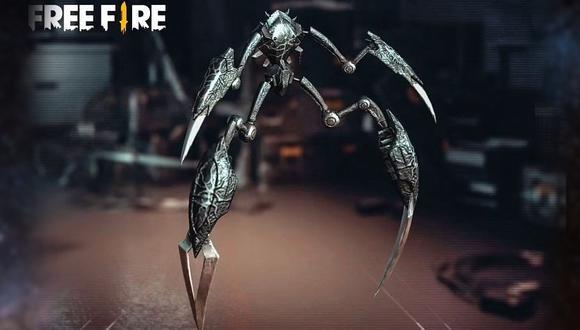 Free Fire: cómo obtener la mochila de Venom gratis en el Battle Royale