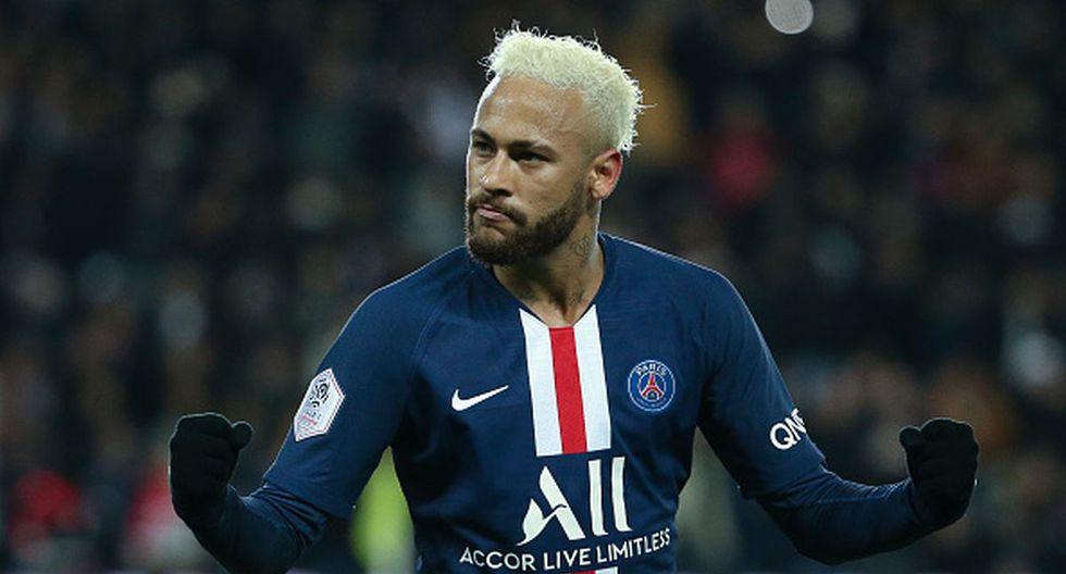 Quiere saber lo que le espera: Neymar preguntó por Setién por Whatsapp para volver al Barcelona