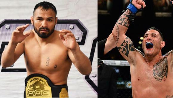 David Cubas tiene un récord de 19-7-3 como peleador profesional; Fernando Martínez, 21-11-1. (FFC)