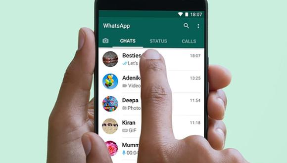 WhatsApp: truco para personalizar el sonido de notificación de cada chat (Foto: WhatsApp / YouTube)