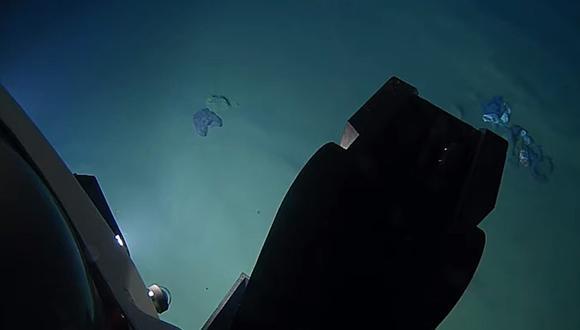Descienden a fosa oceánica y se llevan una inesperada sorpresa. (Foto: Caladan Oceanic / YouTube)