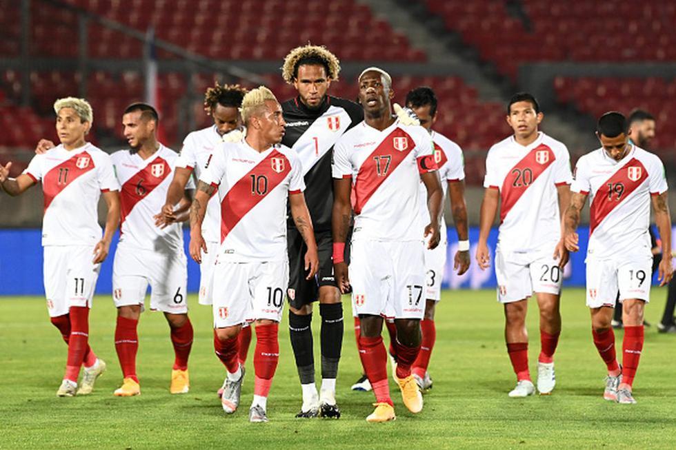 Los valores de los jugadores de la selección de Perú en el extranjero al cierre de 2020.