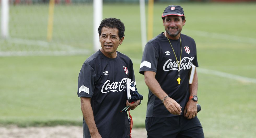 Juan José Oré es el entrenador que más veces dirigió a la Selección Peruana Sub 17. (Foto: Erick Nazario)